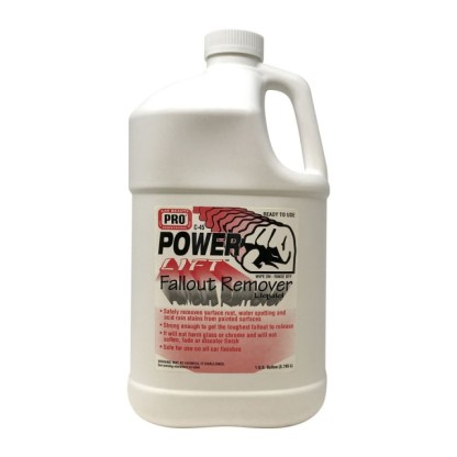 POWER LIFT FALLOUT REMOVER
