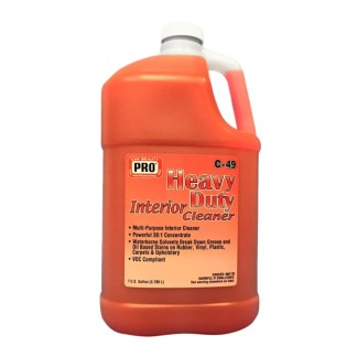 HEAVY DUTY INTERIOR CLEANER