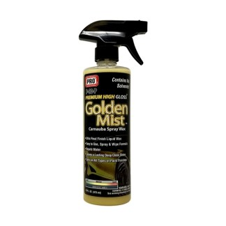 GOLDEN MIST SPRAY WAX