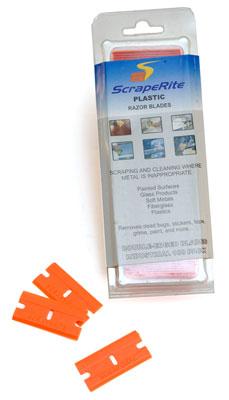 PLASTIC BLADES, 100 PK