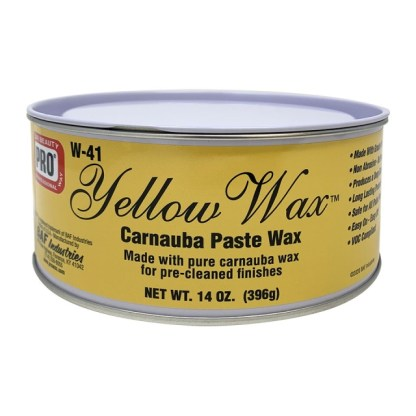 YELLOW WAX PASTE