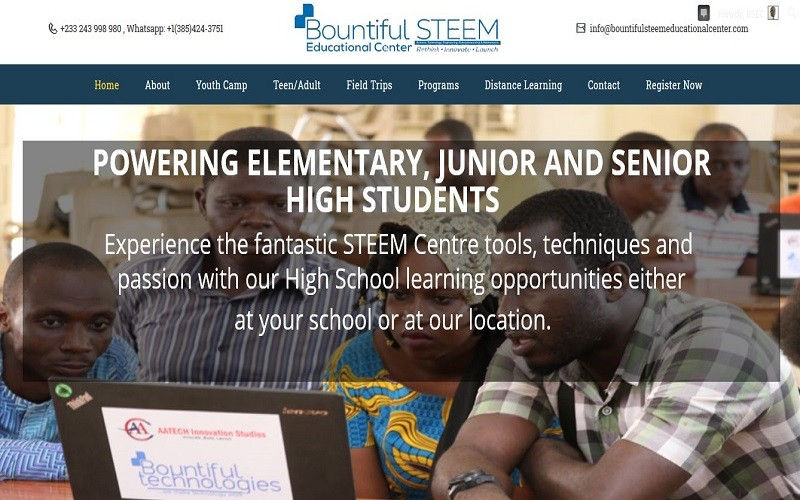 bountiful steem educational center