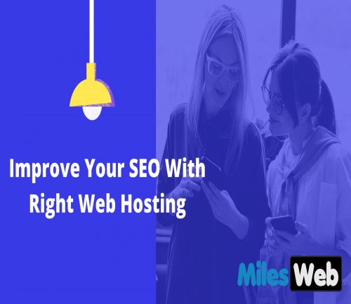 SEO With Right Web Hosting