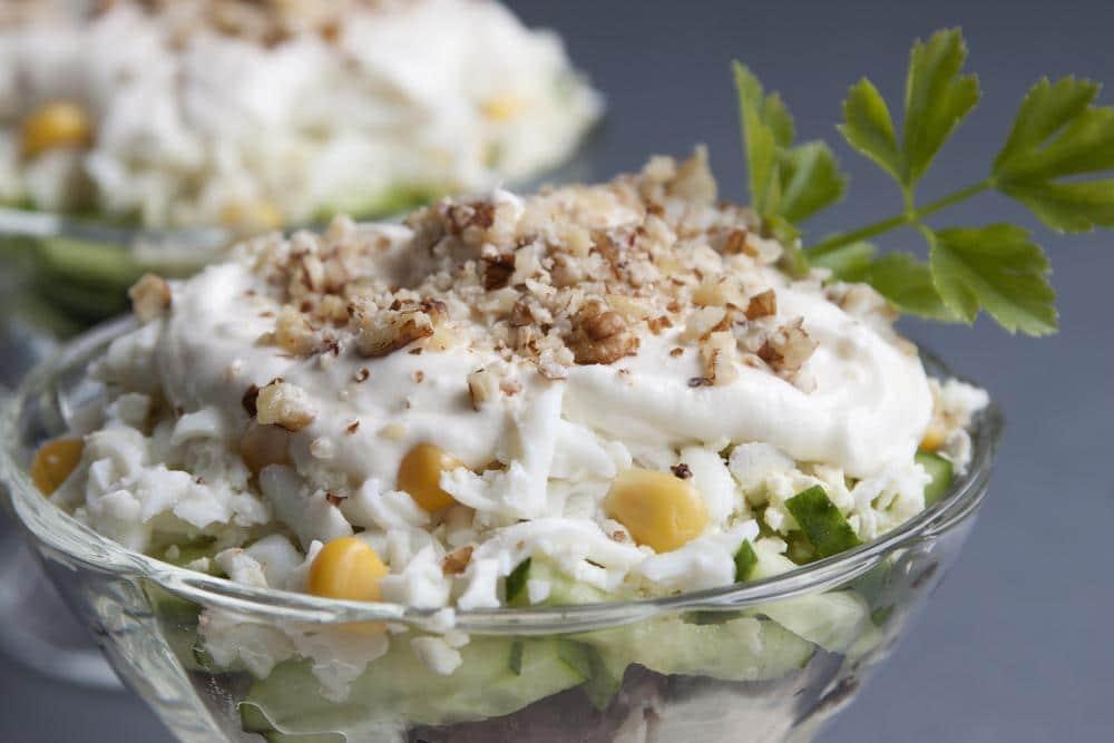 Салати з куркою на Новий Рік 2021 - смачні святкові рецепти