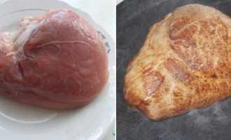 Як смачно запекти м'ясо