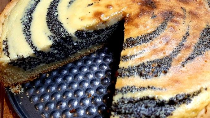 Рецепт шалено смачного пирога: трішечки тіста і море ніжної сирно-макової начинки