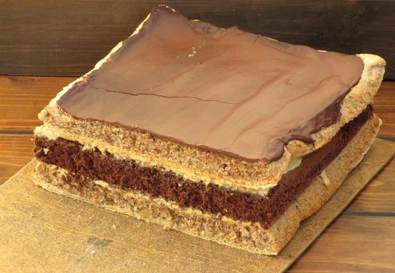 Рецепт торту Мрія