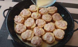 Фарширований багет - хороша ідея перекусу