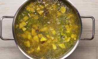 Часниковий суп-пюре