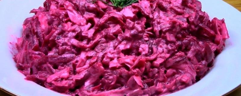 Разом варю 2 кг буряка і готую потім весь тиждень «Спритний» салат, який не набридає