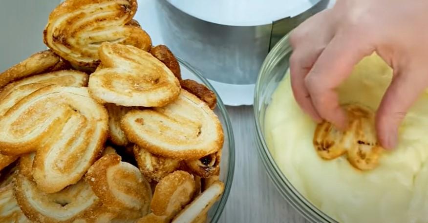 Торт Наполеон без випічки на кожний день: швидкий рецепт