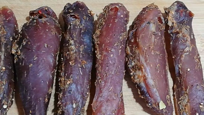 Від такого в'яленого м'яса вся сім'я буде в захваті. Готове за 4 дні!