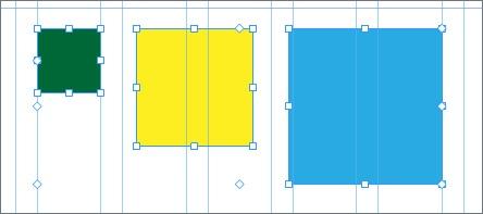 Как выравнять объекты в Adobe Muse-10