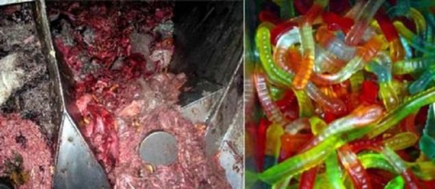 Посмотри, из чего сделаны эти любимые детские конфеты! Волосы дыбом!