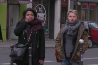 """Во Франции пешеходов раз и навсегда отучили переходить дорогу на """"красный"""". Урок на всю жизнь!"""