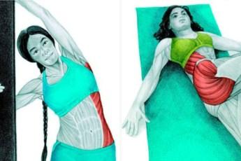 34 Упражнения на растяжку, которые подарят вам новое тело!