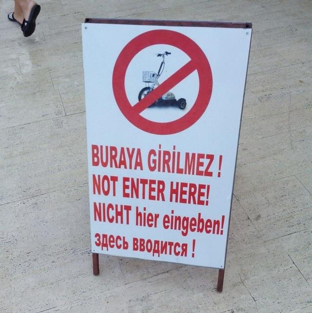Это Турция, Детка! 22 Убойные Фотки О Том, Как Правильно Привлекать Туристов