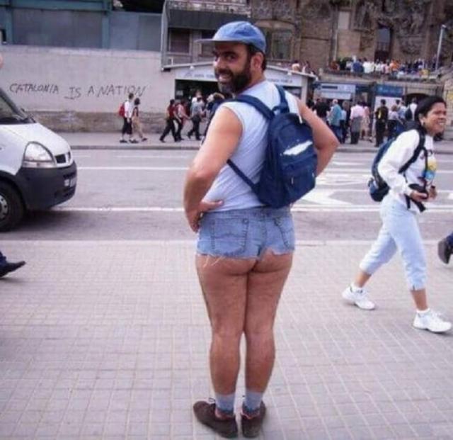 20 людей, которые не знают, как правильно носить штаны