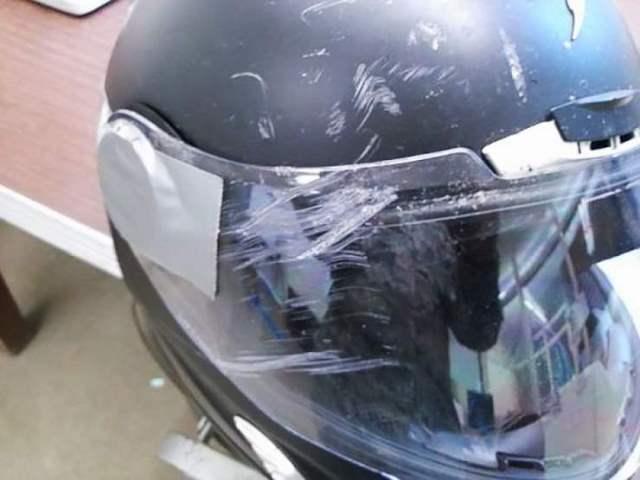 17 причин, почему вы всегда должны надевать шлем