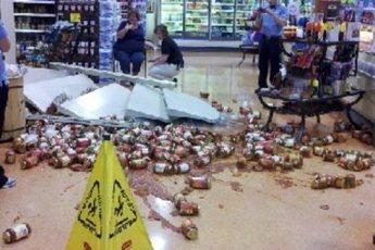 Вот что нужно делать, если случайно разбил товар в магазине! Это должен знать каждый!