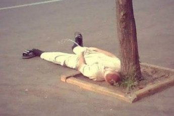 Пьяные выходки или когда алкоголь «лучший друг»