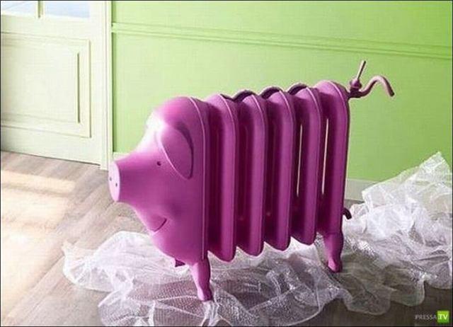 13 странных и необычных идей для вашего дома. Хочу себе такое!