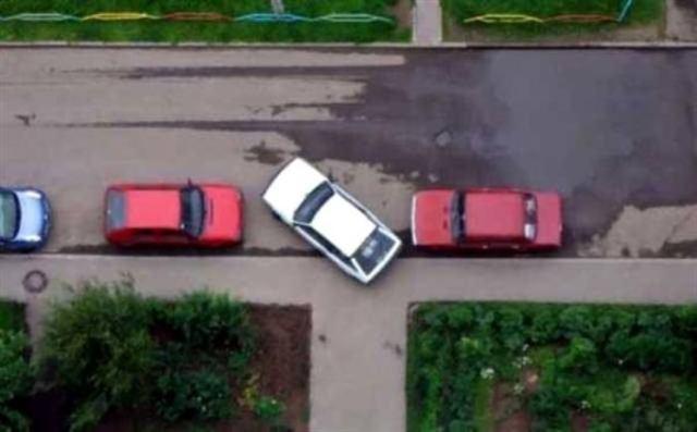 Мастера парковки высшего класса