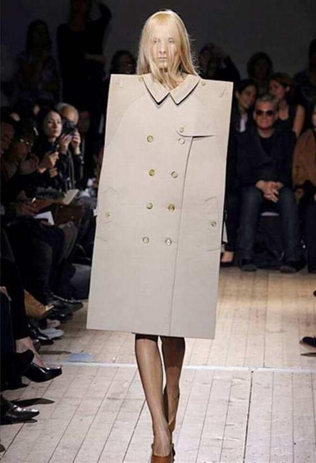 16 примеров модной одежды от которой можно впасть в ступор