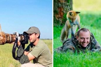 20 примеров работы фотографов дикой природы, которые никто не видит