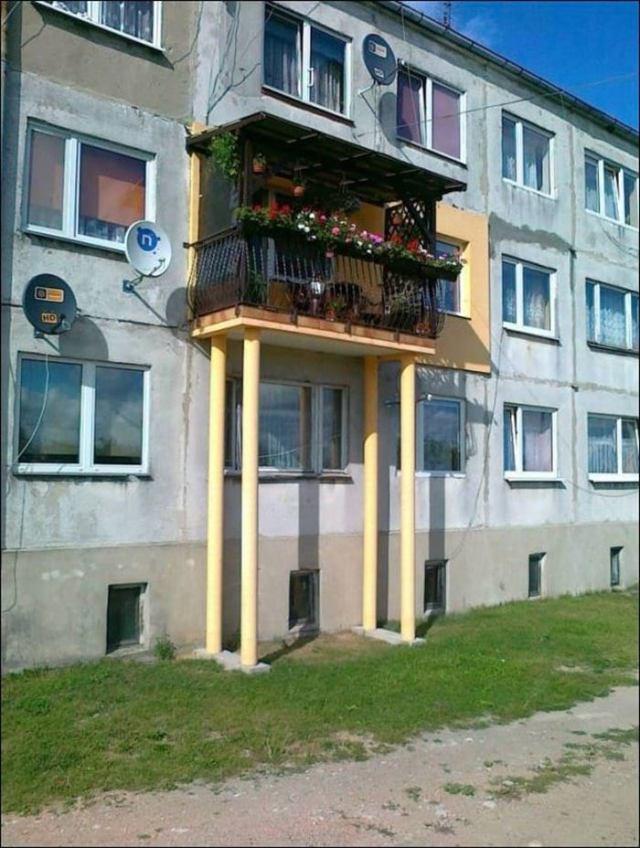 20 удивительных балконов, которые вас удивят и которые вы долго не сможете забыть