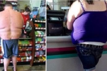 Странные люди, которых можно встретить в супермаркетах