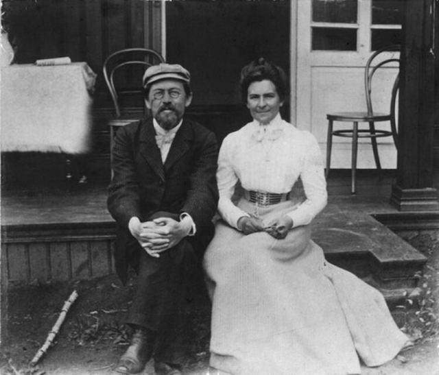 Антон Чехов: Настоящий мужчина состоит из мужа и чина