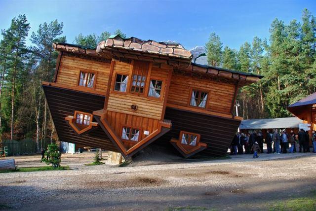 Самые нереальные дома, где живут реальные люди