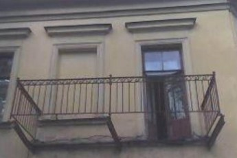 Загадочные балконы