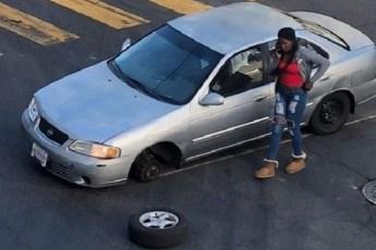 Что плохого может случиться если женщина будет за рулем