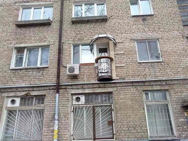 Невероятные балконы, которые поражают воображение