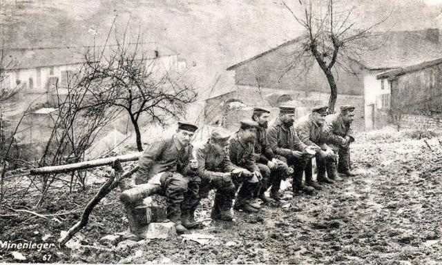 10 архивных фото о том, как немцы делали ЭТО во время войны