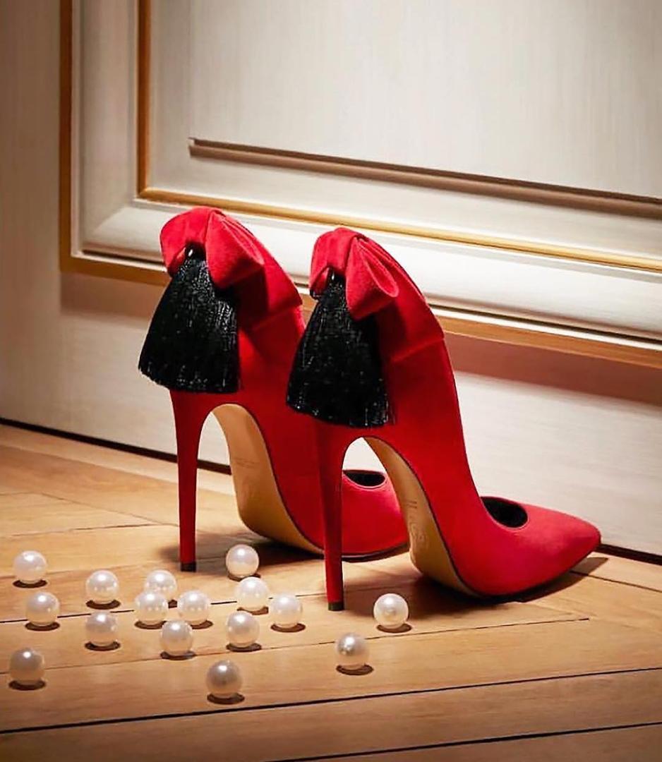 такие красивая пара туфель фото концерта