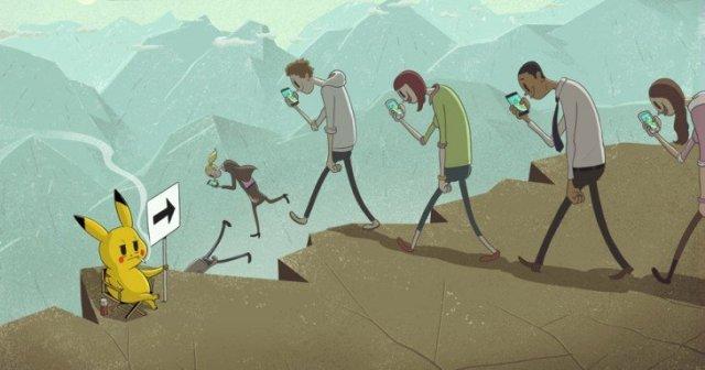 15 жизненных иллюстраций о то, что мир сходит с ума