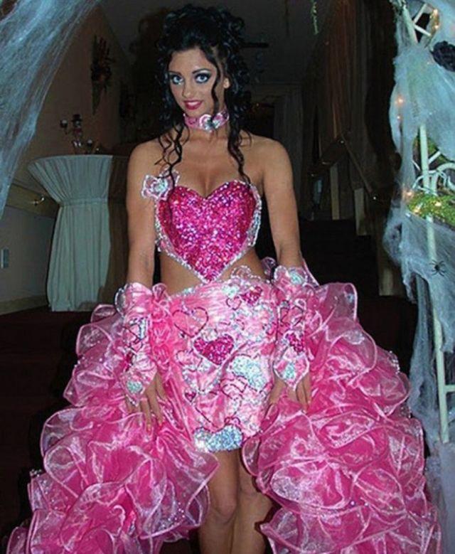 10 свадебных платьев, которые стали ночным кошмаром для невест