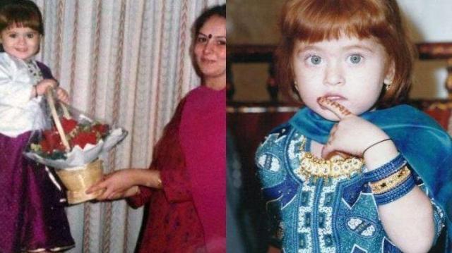 Родители хотели отказаться от нее, как только она родилась, потому что она совсем на них не похожа