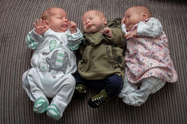 Будущую маму тройней ожидал сюрприз на УЗИ