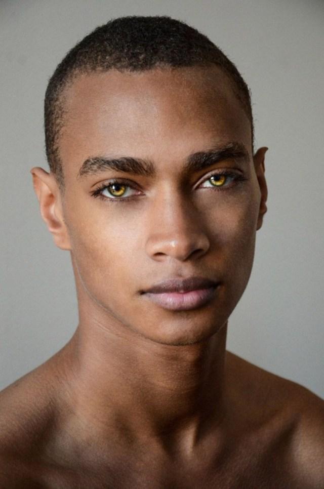 ТОП-10 мужчин невероятной красоты от смешанных браков