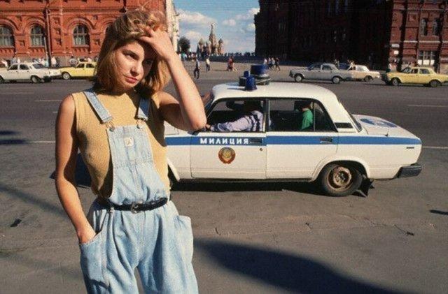 Что стало позволено после развала СССР и как выглядели девушки