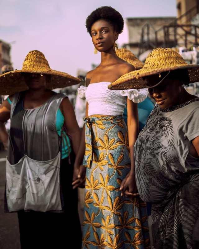 Фотографии женщин из разных стран, которые раскрывают их истинную красоту