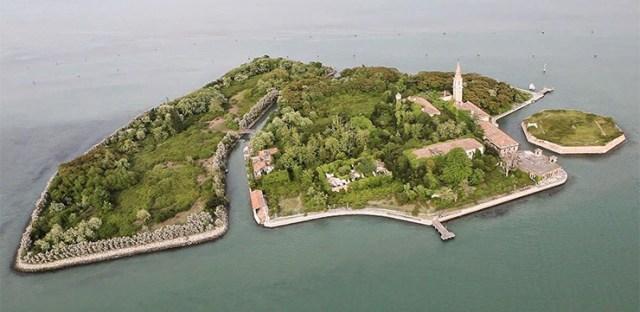 Остров чумы и другие потерянные места планеты