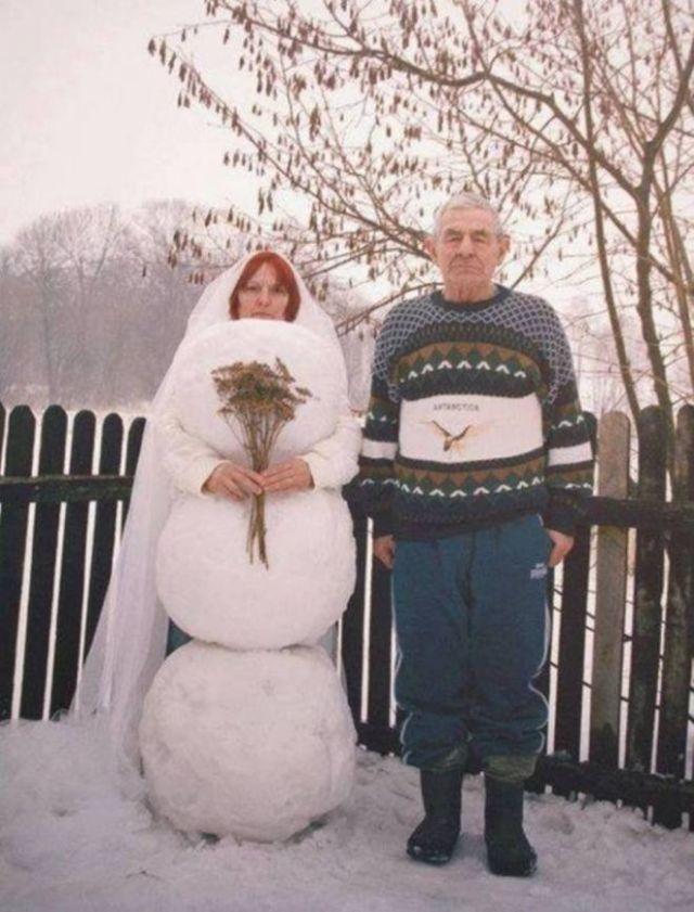 8 невест, которые хотели быть красивыми, но что-то пошло не так...