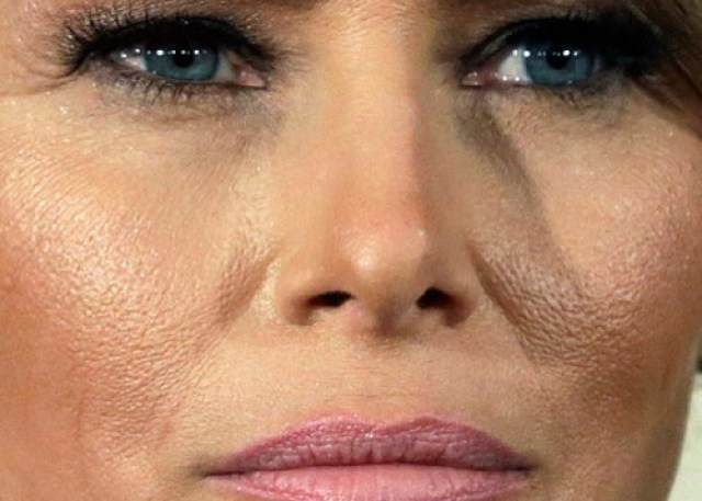 Вот как выглядит кожа самых красивых женщин вблизи