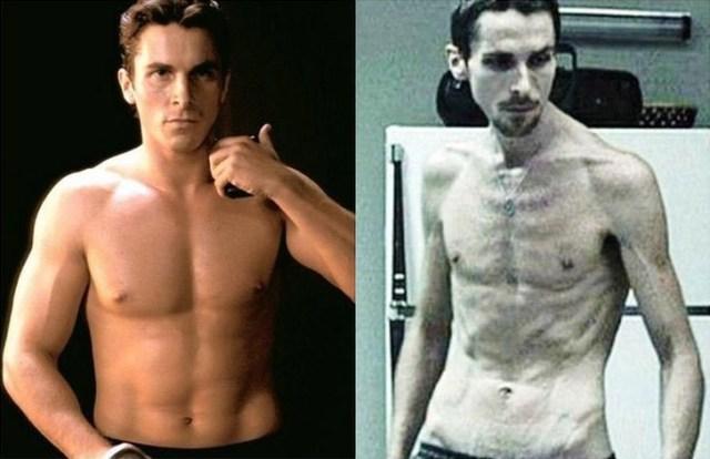 7 самых экстремальных изменений тела, на которые пошли актеры ради роли в кино