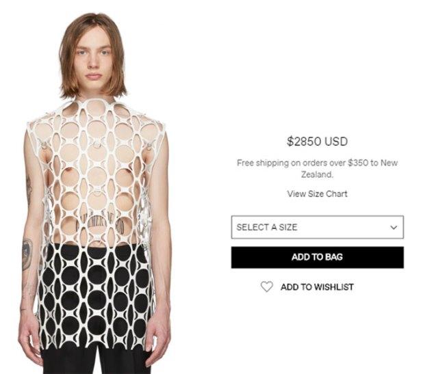 """20+ случаев, когда дизайнеров одежды  """"занесло""""  явно куда-то не туда"""